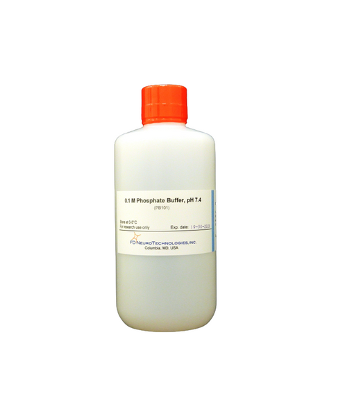 0.1 M Phosphate Buffer, pH 7.4