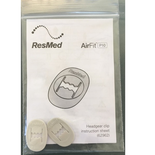 ResMed AirFit P10 Clips