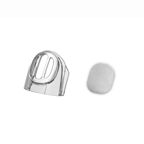 Fisher & Paykel Pilairo Q Elbow Cover and Diffuser