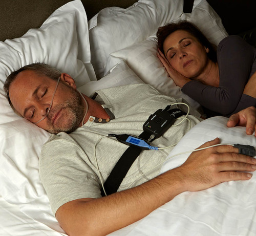 Basic Overnight Sleep apnea test