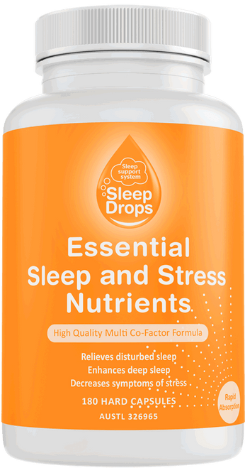 Essential Sleep & Stress Nutrients image