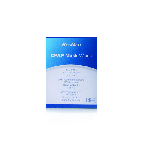 ResMed CPAP Wipes - 14 Pack