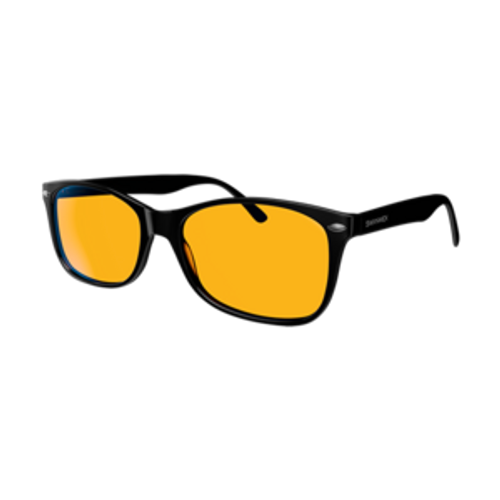 Swannies Night Glasses - Classic Black
