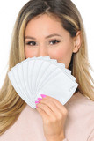 PM2.5 Face Mask Filters - 10 Pack