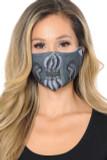 Bane Graphic Print Face Mask