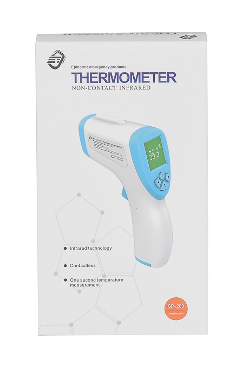 Infrared Non Contact Thermometer - Multi Function