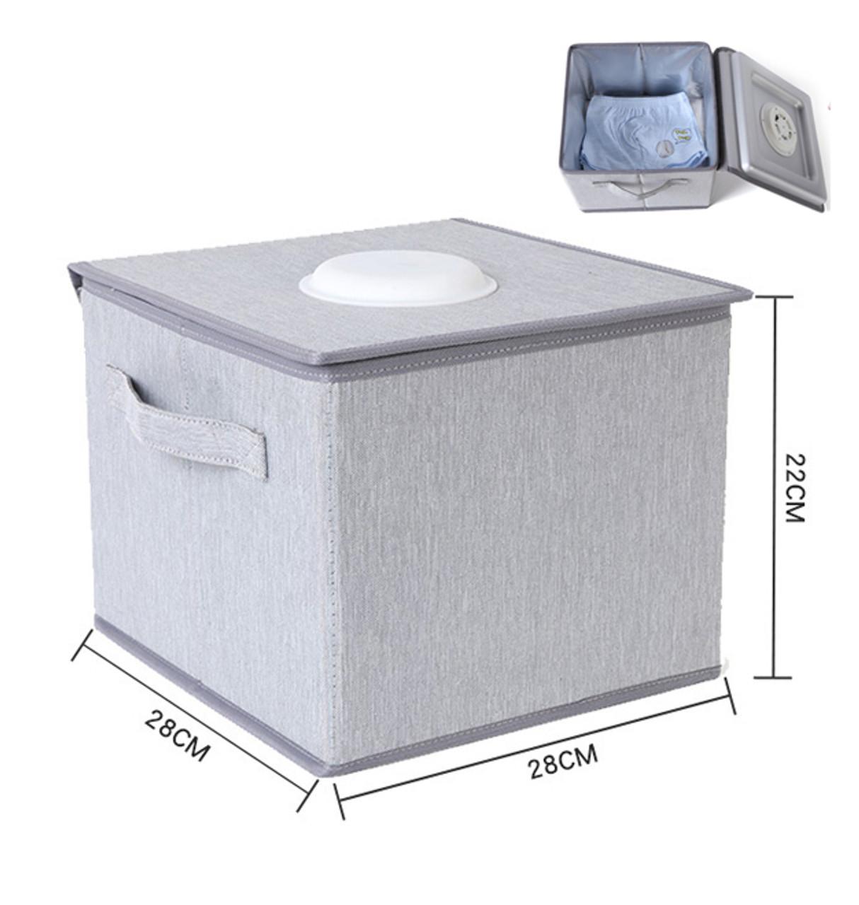 Foldable LED UV Sanitizing Disinfection Sterilizing Bag
