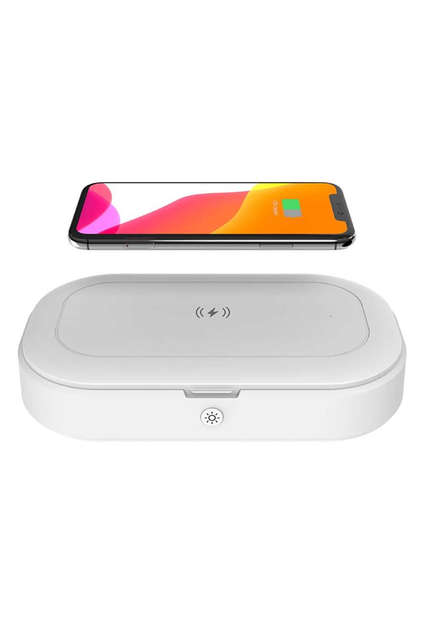 UV Sanitizing Cell Phone and Car Keys Sterilizing Box