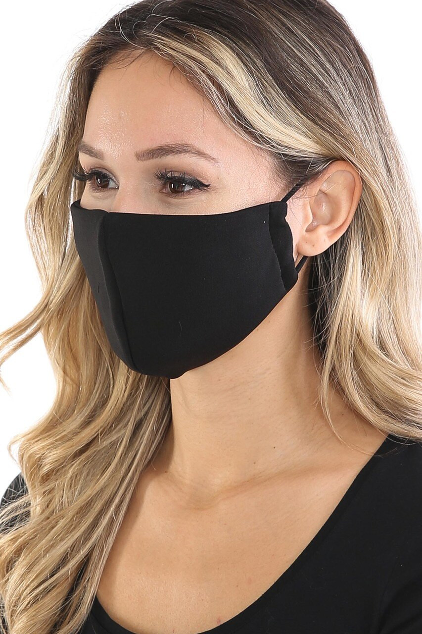 Silky Smooth Luxury Face Mask
