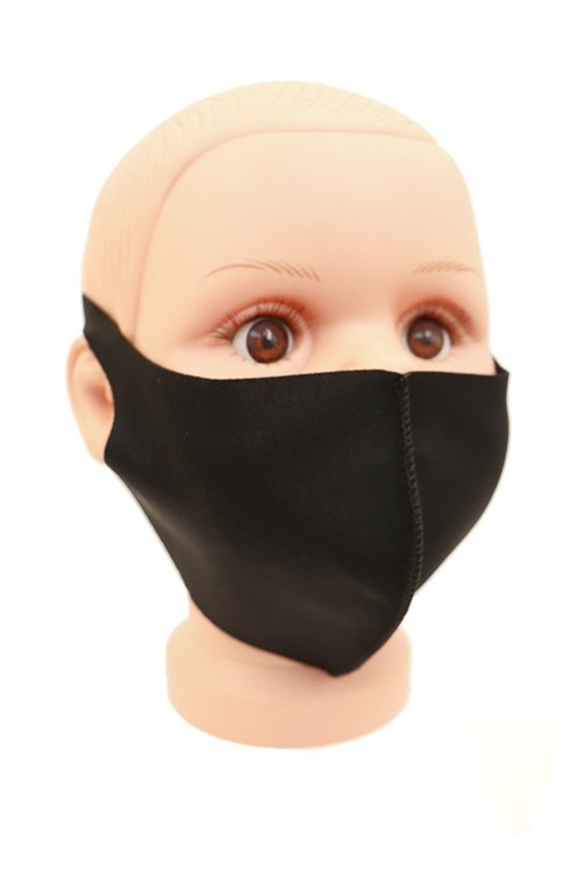 Kid's Comfort Fit 1 Ply Reusable Face Mask