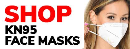 Shop KN95 Face Masks