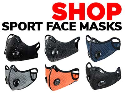 Shop Sport Face Masks