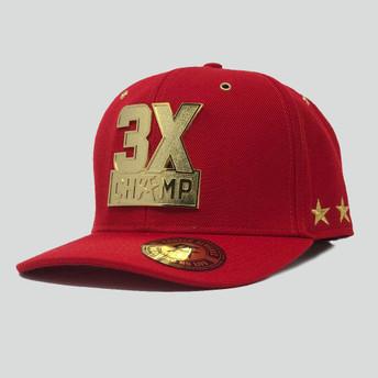 3X Metal Hat