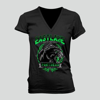 Eastlake Panthers Womens Tee