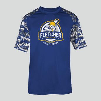 Baseball Fletcher Youth Jersey