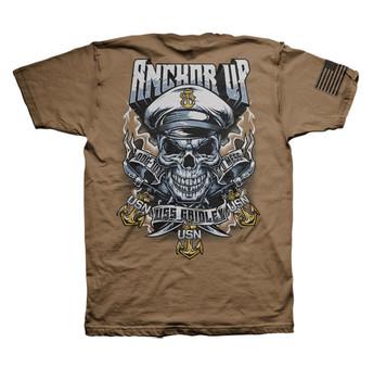 Custom Art and Screen Printed Mens T-Shirt