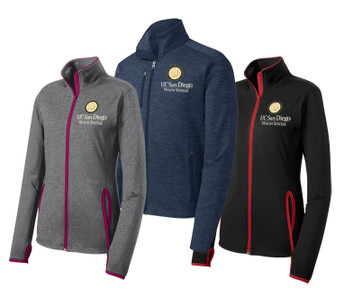 CUSTOM EMBROIDERED UCSD MEDICAL MEN'S & WOMEN'S JACKETS