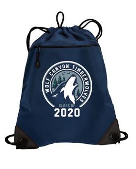 Custom Cinch Bag design and Print
