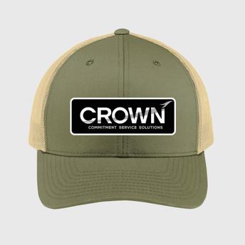 CROWN Trucker Cap