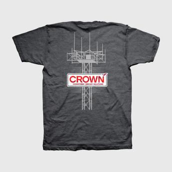 CROWN Men's Tower Shirt