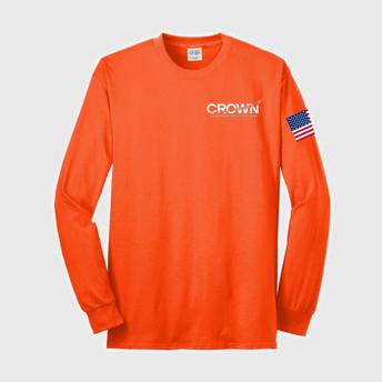 CROWN Men's Tower Sweat Shirt