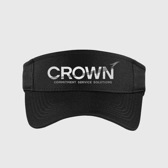 CROWN Visor Black