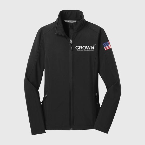 CROWN Women's Softshell Jacket