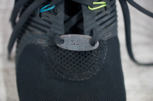 3.1 Trainer tag/ Runner shoe Tag
