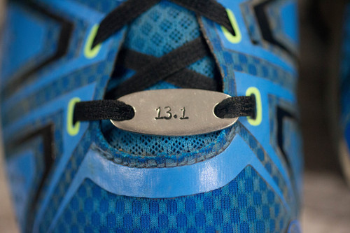 13.1 Trainer tag/ Runner shoe Tag