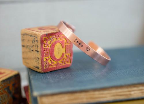 love. Cuff Bracelet