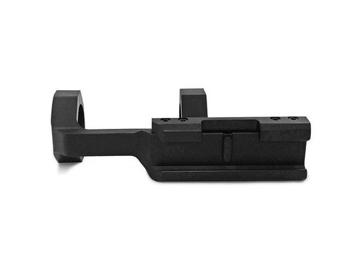 Breek Arms Scope Mount | 30-mm Or 1-inch | Lightweight 1 Piece High Profile  Flattop | 2 Inch Extended