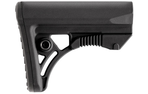 UTG PRO® AR15 Ops Ready S3 Mil-spec Stock Only, Black/FDE