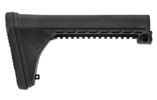 UTG PRO® AR15 Ops Ready S5 Mil-spec Stock Only, Black