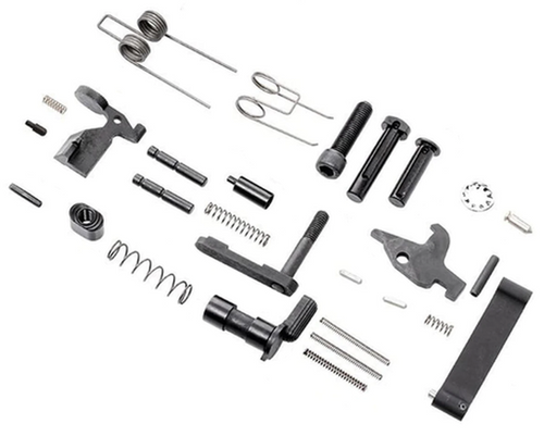 Lower Parts Kit AR-15 223/5.56 (No Trigger, Hammer, or Grip)
