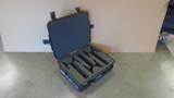SKB 3i-2217-8 Retrofitted for 6-Pack Shure MX412 Gooseneck Microphones Kit