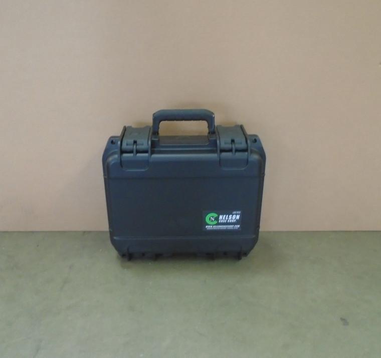 SKB 3I-1209-4 Retrofitted for Single BlackMagic Design Video Assist Monitor Kit