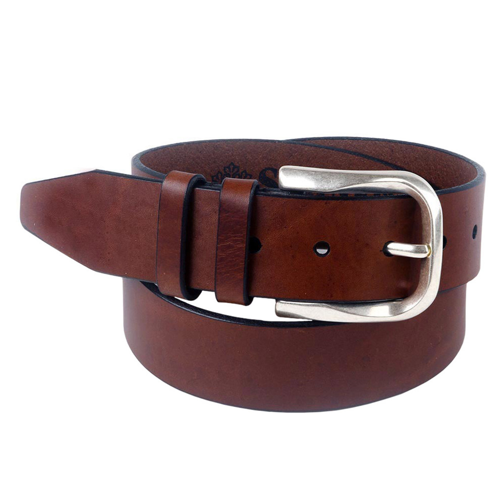 Silver Saddle Belt