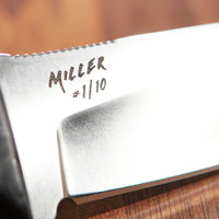 """MILLER"" Limited Edition Knife"