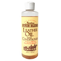 Pitch Blend Leather Oil 8 oz