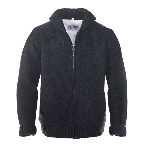 Wool/Nylon Sweater Jacket