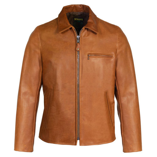 Cowhide Delivery Jacket