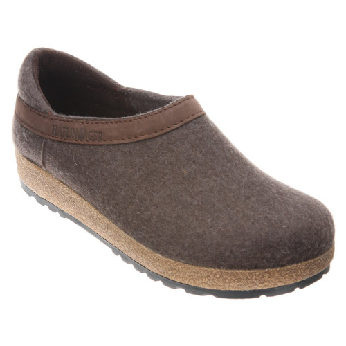 GZH Wool Felt Clog Men's