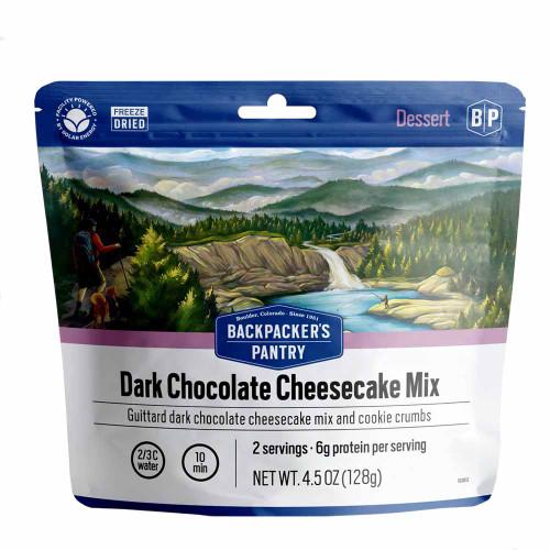 Dark Chocolate Cheesecake Mix 2 Serving