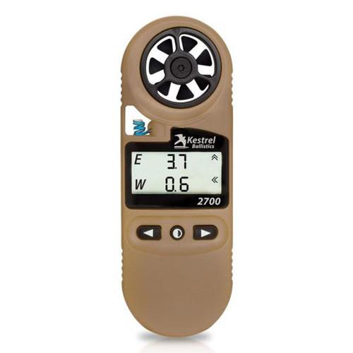 2700 Ballistic Weather Meter