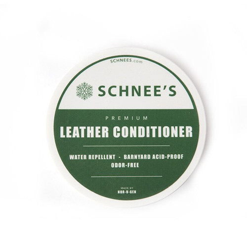 Schnee's Premium Leather Conditioner 4 oz