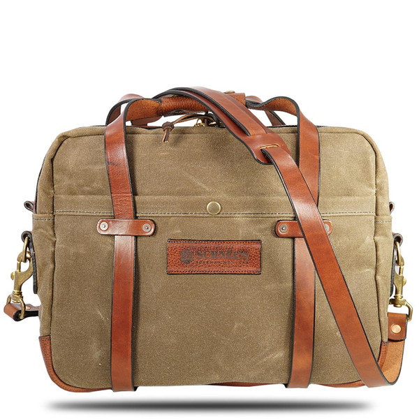 Elk Camp Briefcase