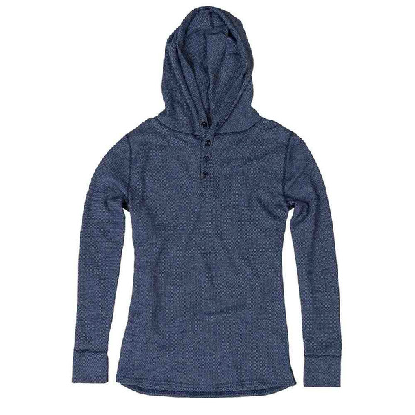 Polaris Hooded Henley