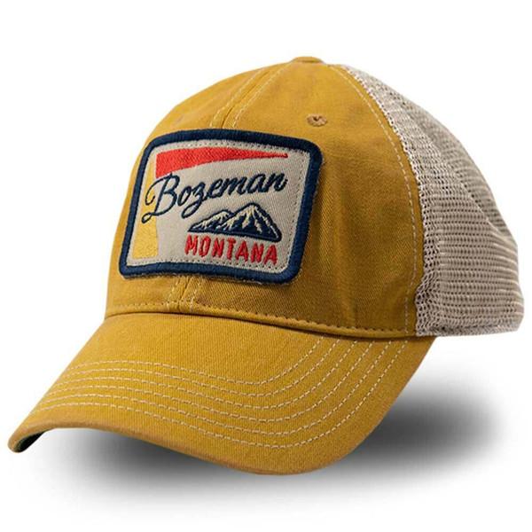 Bozeman Vintage Trucker