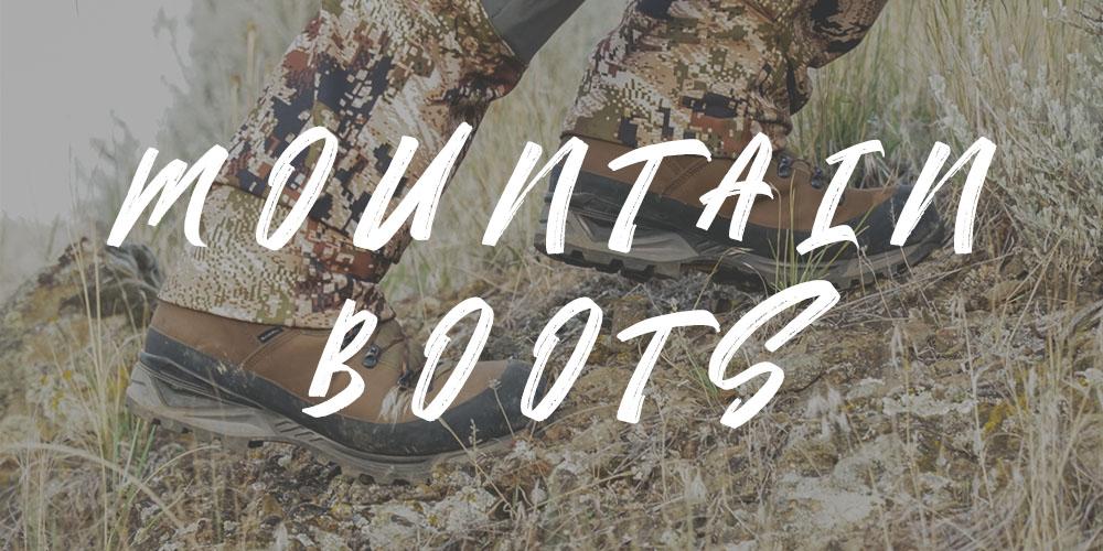 Schnee's Mountain Boots