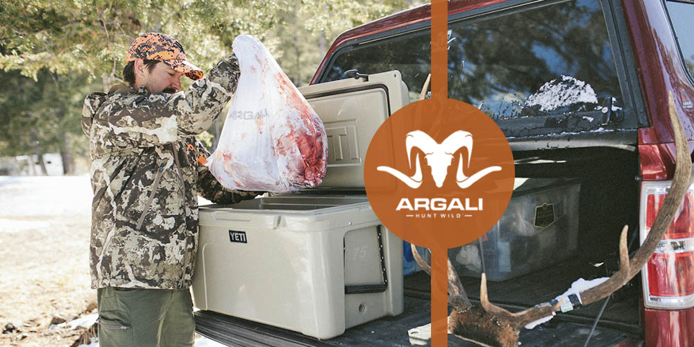 Argali Hunting Game Bags